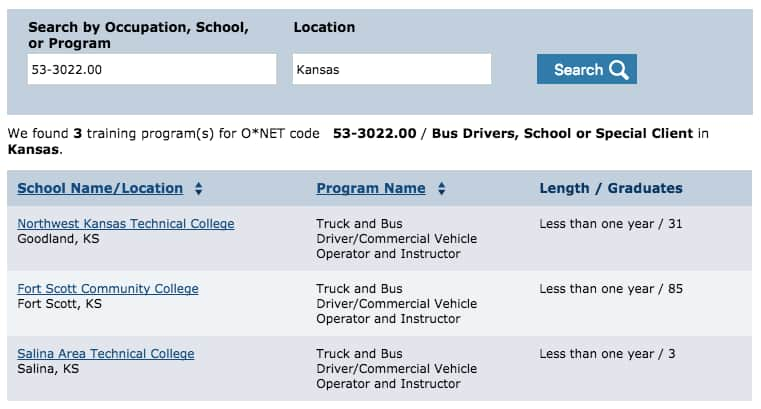 How to find a CDL truck driving school in Georgia