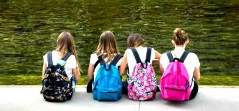 School Pupil Activity Bus