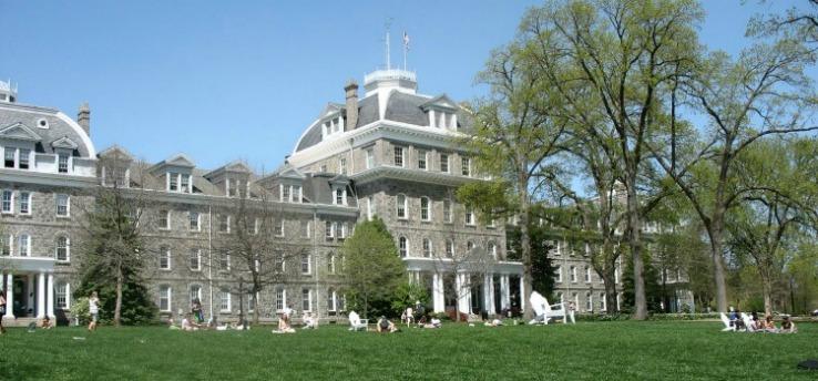 swarthmore campus visit