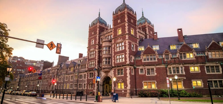 university of pennsylvania campus tours