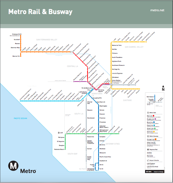 los_angeles_metro_rail_map
