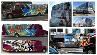 bus wraps history best advertising
