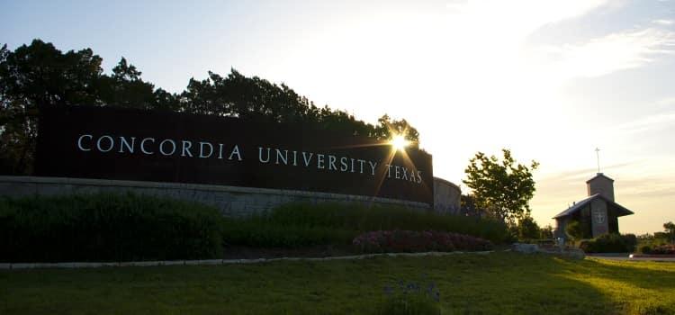 The Concordia University campus