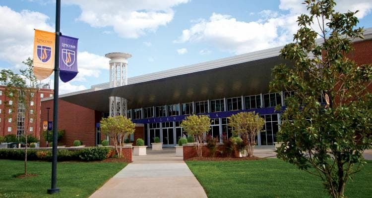 lipscomb university campus