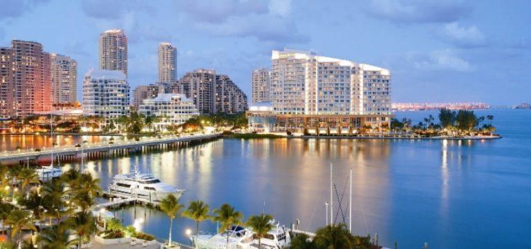 Mandarin Oriental in Miami, Florida