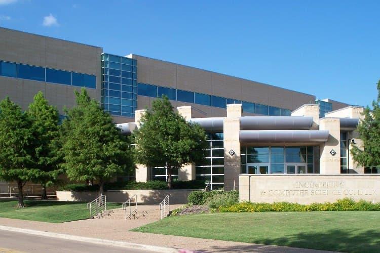 University of Texas-Dallas computer science building