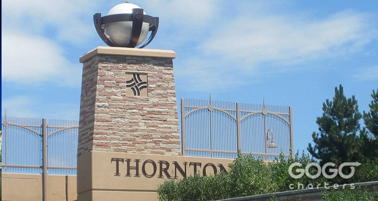 Thornton Colorado GOGO Charters