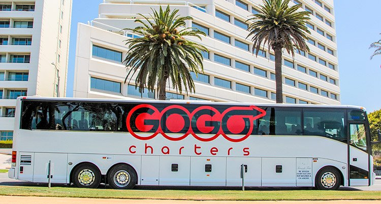 San Diego Charter Bus Rental - GOGO Charters