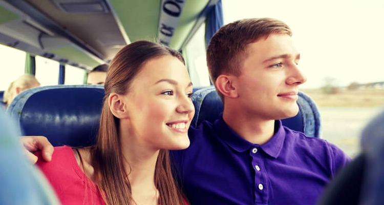Houston private bus rentals