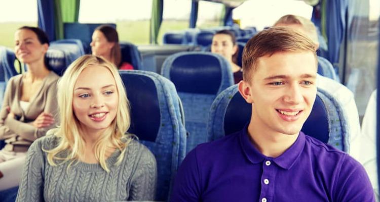 Dallas private bus rentals