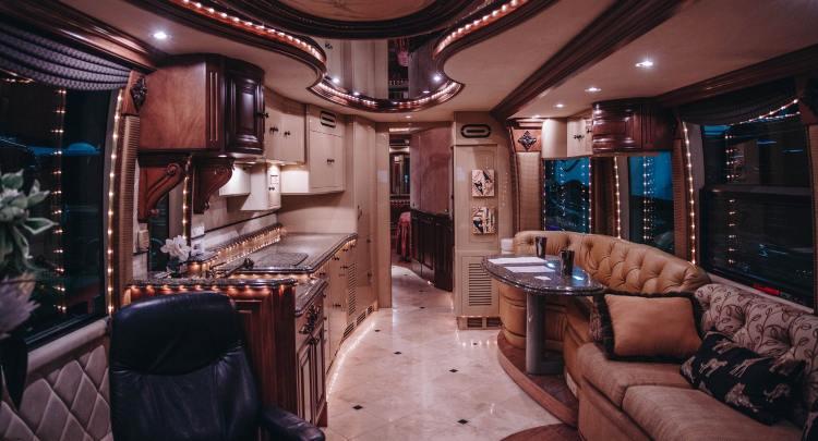 Atlanta Band Tour Bus Rental Gogo Charters