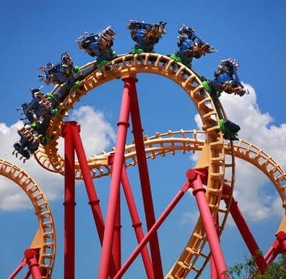 Rent A Charter Bus To Six Flags Over Texas Gogo Charters
