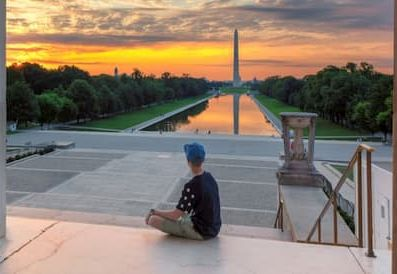Social Distancing-Friendly Locations in Washington DC