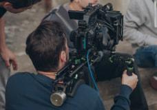Movie Production Charter Bus & Minibus Rentals