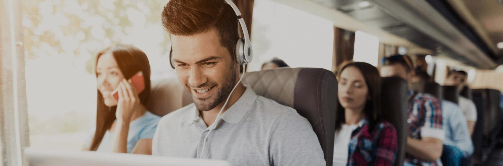 Employee Shuttle Bus & Minibus Rental