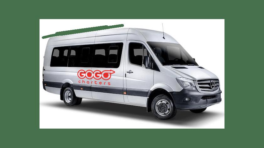 18 Passenger Minibus