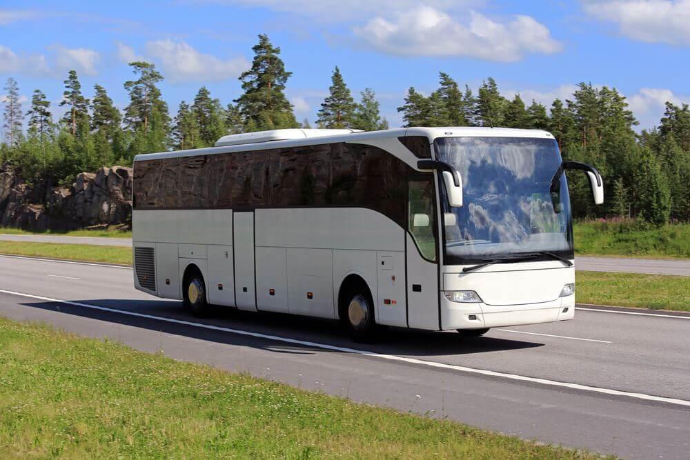 Charter Bus Rental in Seattle