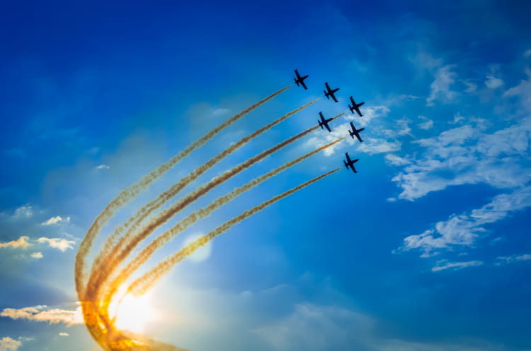 Travel to the Atlantic City Airshow
