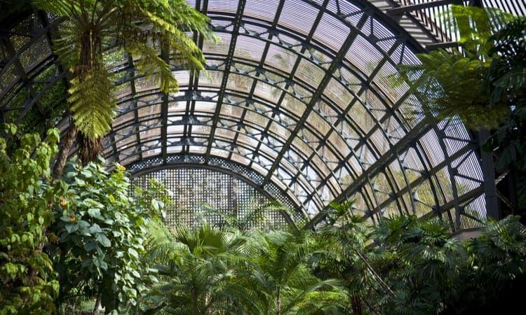 botanical garden in san diego