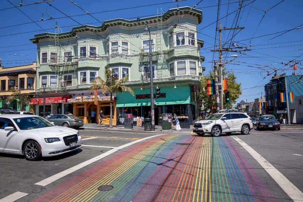 LGBTQ neighborhood in San Francisco