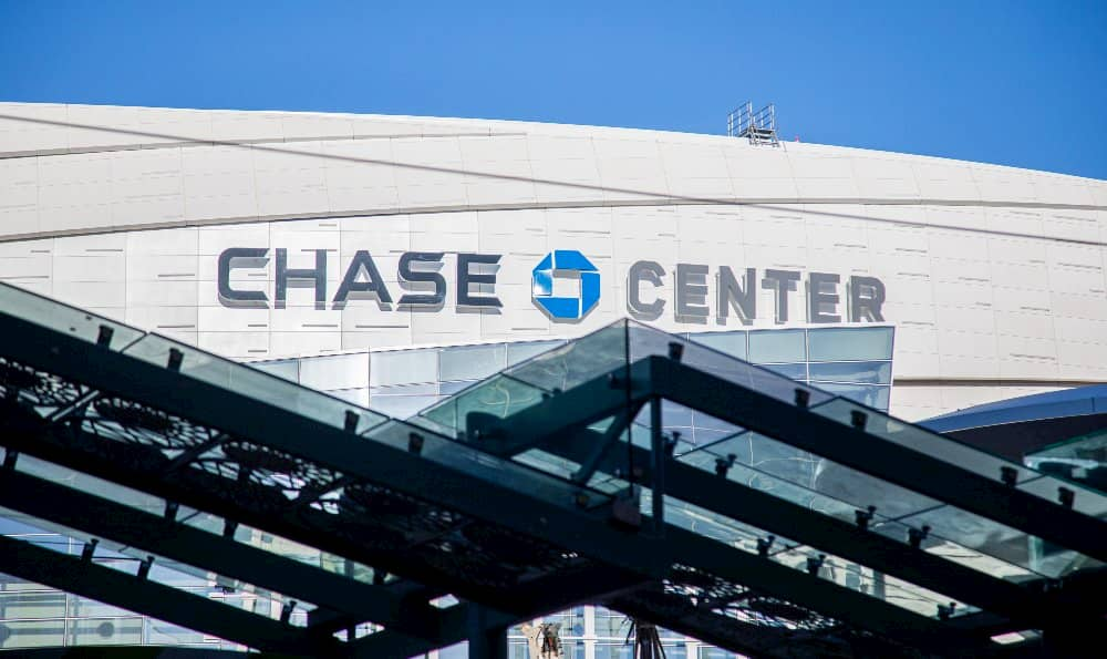 Chase Center in San Francisco