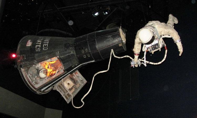 gemini v at space center houston