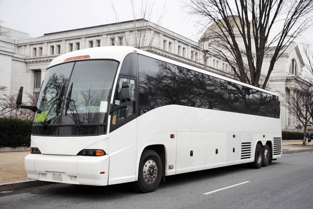 Church bus rentals