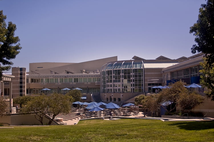 San diego state university building