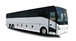 Charter Bus, Minibus Motor Coach Rentals from GOGO Charters